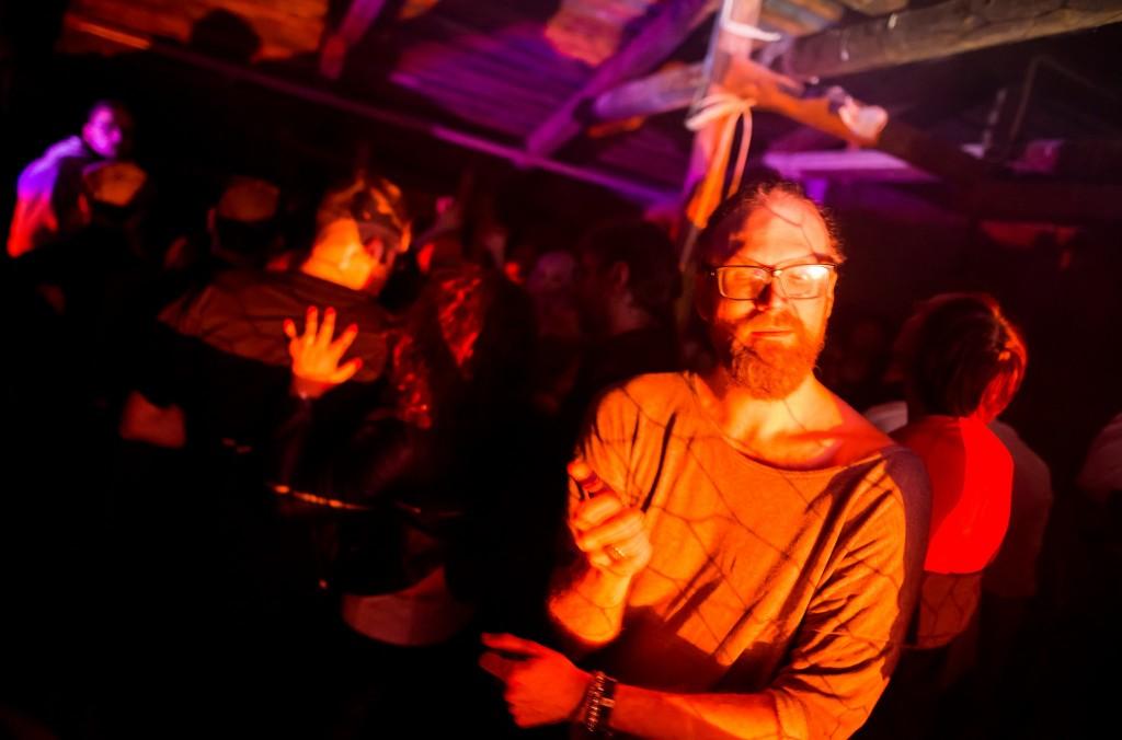 Martin Elricsson, jefe narrativo de White Wolf. Foto de Tuomas Puikkonen.