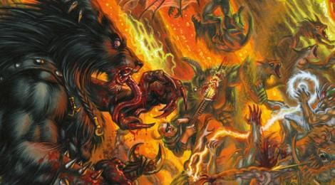 Los mayores enemigos de Gaia al descubierto en el Libro del Wyrm