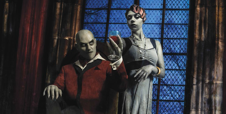 Descubre a Ghouls y Aparecidos, mucho más que simples sirvientes