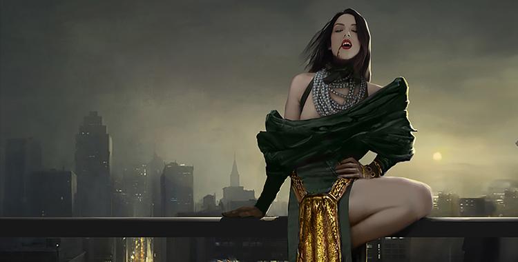 Llega una nueva noche con Vampiro: La Mascarada 5ª edición